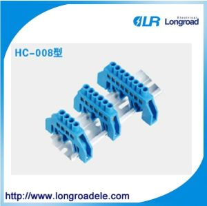 Hc Type Plastic Terminal Blocks, Best Price Terminal Connector pictures & photos