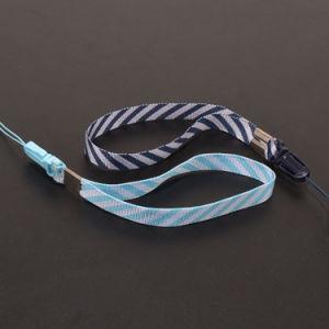 Custom Fashion Wristband Woven Design Cell Phone Use