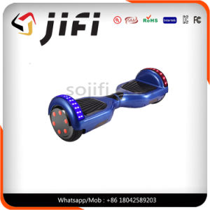 2 Wheels Hoverboard Rubber Collision Avoidance Design pictures & photos