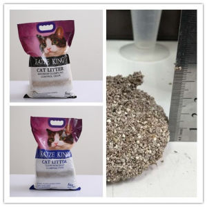 Katze King Bentonite Cat Litter-Soft for Paws and Savage pictures & photos