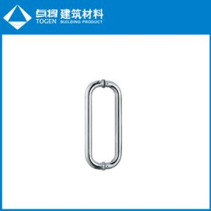 Stainless Steel Adjustable Folding Door Handle with Best Price pictures & photos