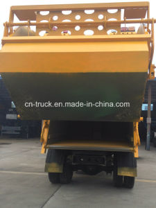 4X2 12cbm 10cbm Refuse Compactor Garbage Truck pictures & photos
