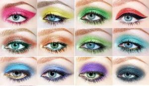 2017 Popular Single-Colored Eye Shadow Sweatproof Brimming Eye Shadow pictures & photos