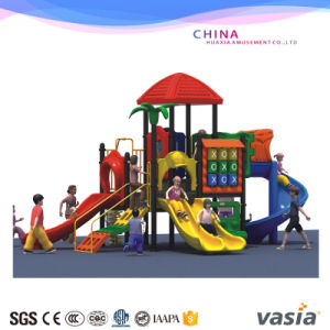 Hot Sale Lower Price Plastic Outdoor Playground pictures & photos