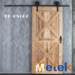 Interior Sliding Wood Barn Door with Hardware for Apartment pictures & photos