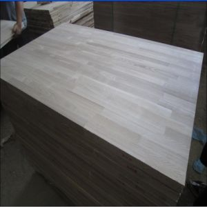 Ash Finger Joint Board for Furniture pictures & photos