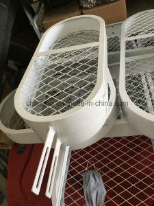 Customized Sheet Metal Welding Part for Protect Air Conditioner External Unit pictures & photos