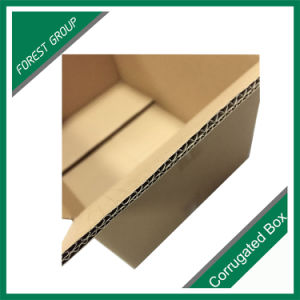 Custom 5 Layer Double Wall Cheap Corrugated Box (FOREST PACKING 030) pictures & photos