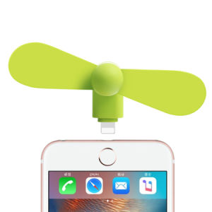 Promotion Gift USB Fan Flexible Portable Hand Mini Fan for OTG Smartphone iPhone Ios pictures & photos
