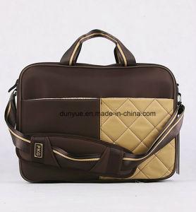 Practical Customized Nylon Material Laptop Bag, Factory Multifunction Laptop Messenger Bag pictures & photos