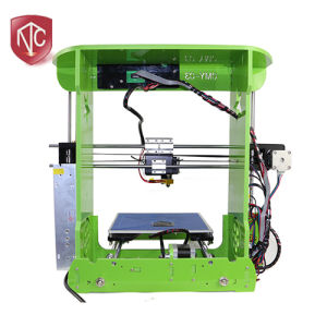 DIY New Model Factory Direct Marketing Desktop 3D Printer Machine pictures & photos