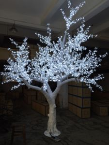 Yaye Hot Sell 2 Years Warranty /Outdoor/Indoor IP65 LED Cherry Blossom Tree with Ce/RoHS/UL pictures & photos