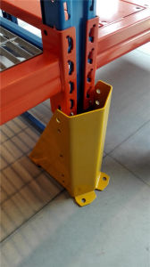 Corner Upright Protector for Steel Rack pictures & photos