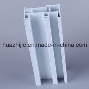 Good Quality Solid Flexible Coextrusion UPVC Plastic PVC Profile pictures & photos