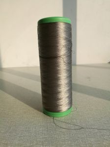 FDY 100d Silver Fiber Filament pictures & photos