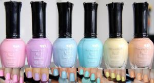 Nail Polish Custom Color OEM pictures & photos