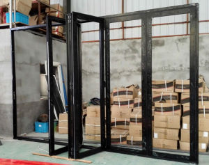Aluminum Door - 56 Series Folding Door pictures & photos