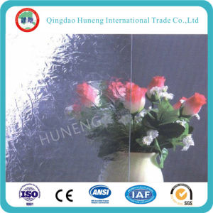 Clear Pattern Glass with ISO/Ce with Best Price pictures & photos