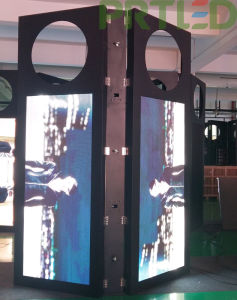 Double-Sided Full Color Outdoor Advertising LED Display Board of P5, P6 pictures & photos