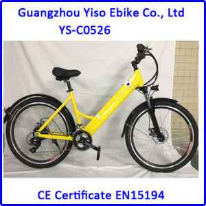 700c Hidden Battery Electric City Ebike pictures & photos