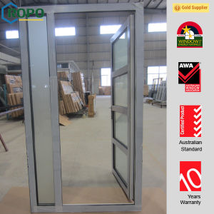 German Rehau UPVC Profile Doors and Windows with Roto Lock pictures & photos
