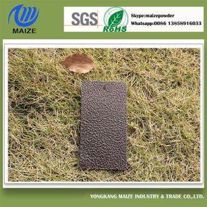 Copper Hammertone Electrostatic Spray Metallic Powder Painting
