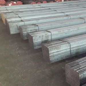 Q195/Q215/Q235/Q345 Hot Rolled Galvanized Square Steel Seamless Steel pictures & photos
