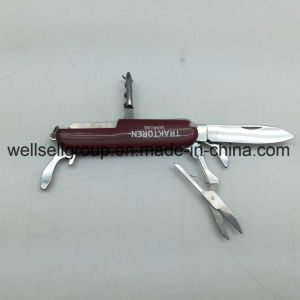 Promotion Gift Swiss Knife with ABS Cover pictures & photos