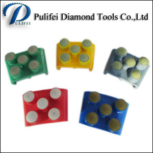 HTC Resin Bond Floor Grinding Pad Diamond Grinding pictures & photos