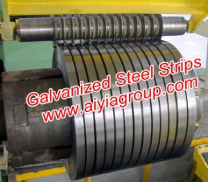 Galvanized Steel Strips SGCC and Q235 Q195 pictures & photos
