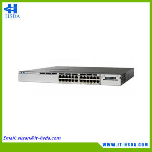 Ws-C3560X-24t-L Catalyst 3560X-24t-L Switch for Cisco pictures & photos