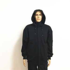 One-Side Double-Side Warm Polar Fleece Workwear pictures & photos