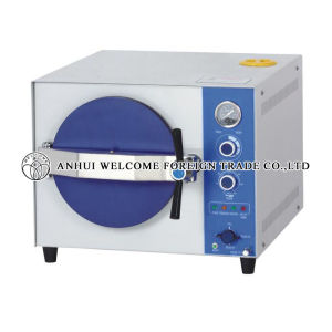 Table Top Portable Steam Sterilizer for Laboratory/Hospital Use pictures & photos