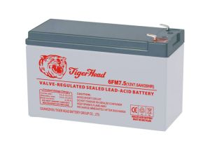 VRLA Battery 12V7.5ah for UPS pictures & photos