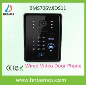 Low Price a Mutifunction Video Door Phone Doorbell with Security Intercom System pictures & photos