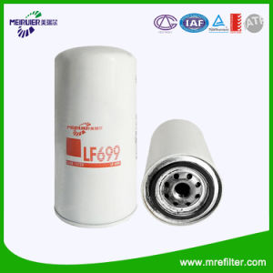 Lubrication System for Nissan Parts Oil Filter (LF699) pictures & photos