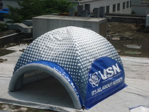 Inflatable String Flags Dome Canopy pictures & photos