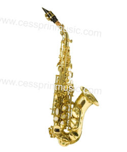Curved Soprano Saxophone / Saxophone Manufacturer/ Woodwinds /Cessprin Music (CPSS310) pictures & photos