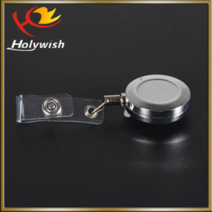 Cheap Custom High Quality Yoyo Metal Badge Reel pictures & photos