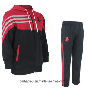 Super Breathable Unisex Tracksuit with Custom Logo pictures & photos
