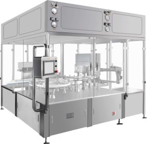 Kfj-300 High-Speed Screw Filling Machine pictures & photos