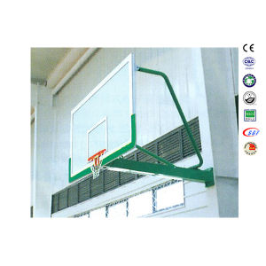 Easy to Assemble Garage Wall Mounted Tempered Glass Basketball Hoop pictures & photos