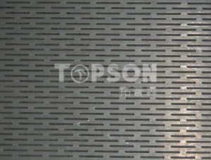 201 304 316 Decorative Perforated Stainless Steel Plate pictures & photos