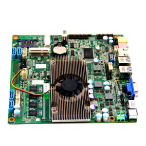 Onboard DDR3 4G RAM Intel Hm77 Chipset Top 77 Industry Motheboard pictures & photos