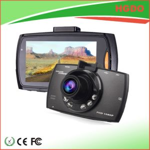 "2.7 "" LCD Super Wide-Angle Mini 1080P Car DVR"