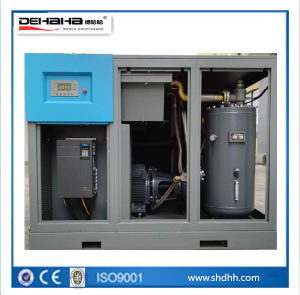 0.5MPa 90kw/125HP Hot-Selling Low Pressure Screw Air Compressor pictures & photos
