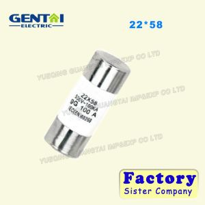Hi-Q 1000V DC Gpv Protection Fuse Link pictures & photos