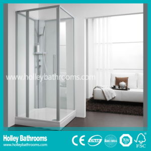 High Class Sectorial Shape Shower Enclosure with Tempered Glass (SE330N) pictures & photos