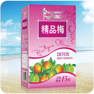 Fat Burn Natural Fruits for Detox Slimming Plum pictures & photos