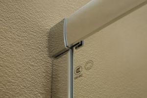 Economic Two Fix Two Sliding Shower Enclosure Baththub Door pictures & photos
